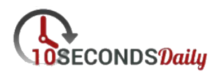 10SecondsDaily Logo